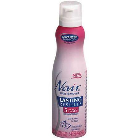 nair hair removal cream instructions