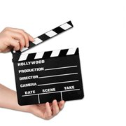 Accoutrements Hollywood Slate Board