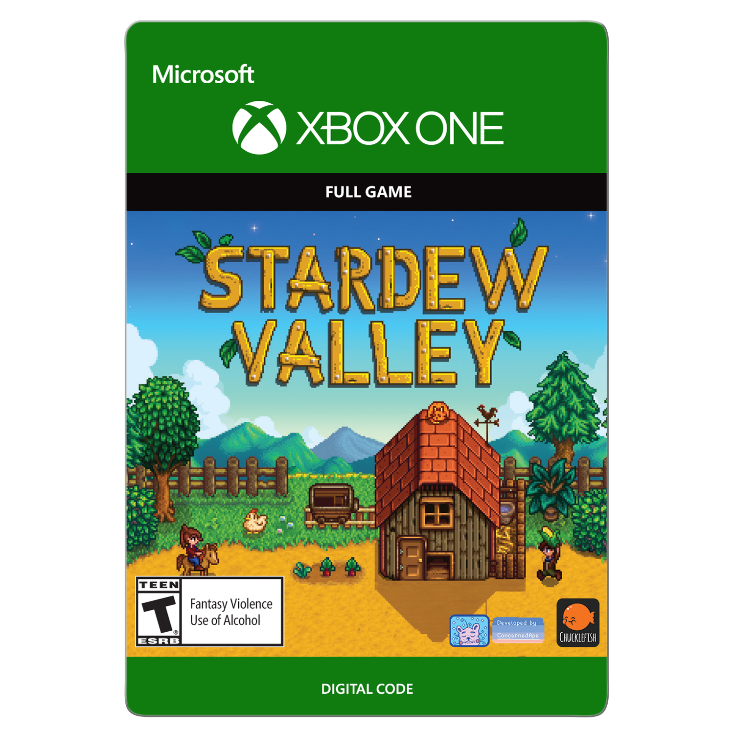 Xbox One Stardew Valley (Email Delivery)