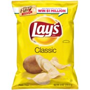 Lay's Classic Potato Chips, 8 oz. Bag
