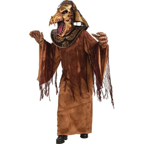 Mummy Warrior Adult Halloween Costume, Size: Men's - One Size