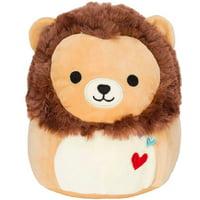 "Squishmallow 12"" Lion Super Soft Plush"