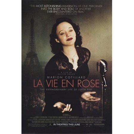 Posterazzi MOV402796 La Vie En Rose Movie Poster - 11 x 17