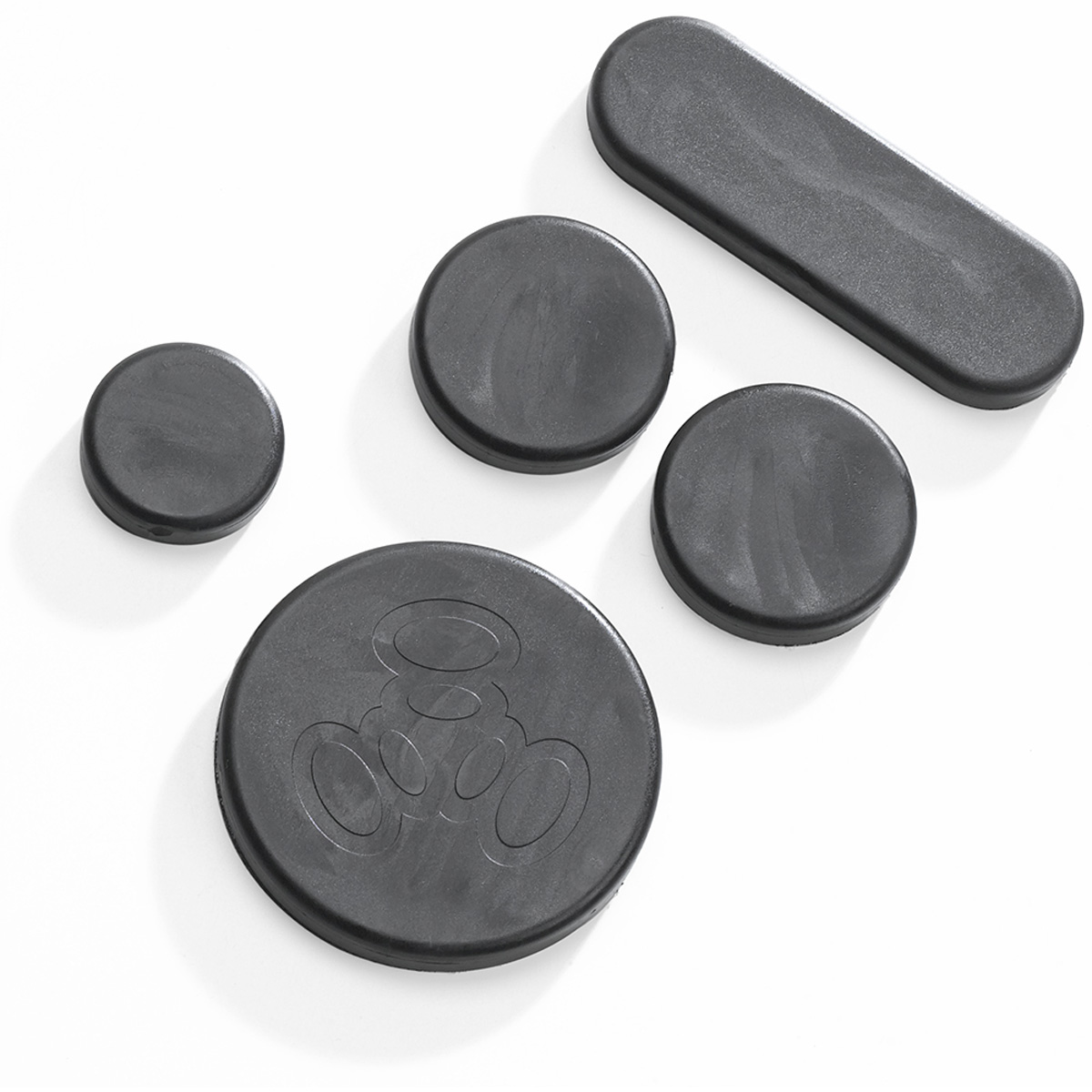 Triple Eight Sliders Longboard Gloves Replacement Puck Set - 0510