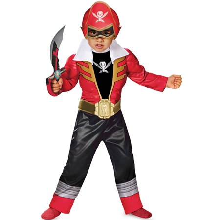 Super Megaforce Red Ranger Light-Up Toddler - Power Rangers Megaforce Yellow Ranger Costume