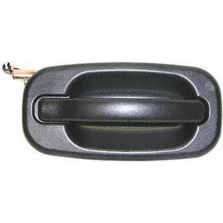 00-05 CHEVY CHEVROLET SUBURBAN REAR DOOR HANDLE RH (PASSENGER SIDE) SUV, Outside, Black (2000 00 2001 01 2002 02 2003 03 2004 04 2005 05) C491309 15721572,.., By Parts Train from USA (Chevy Suburban Front Door)