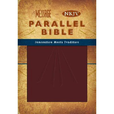 Message Parallel Bible-PR-MS/NKJV