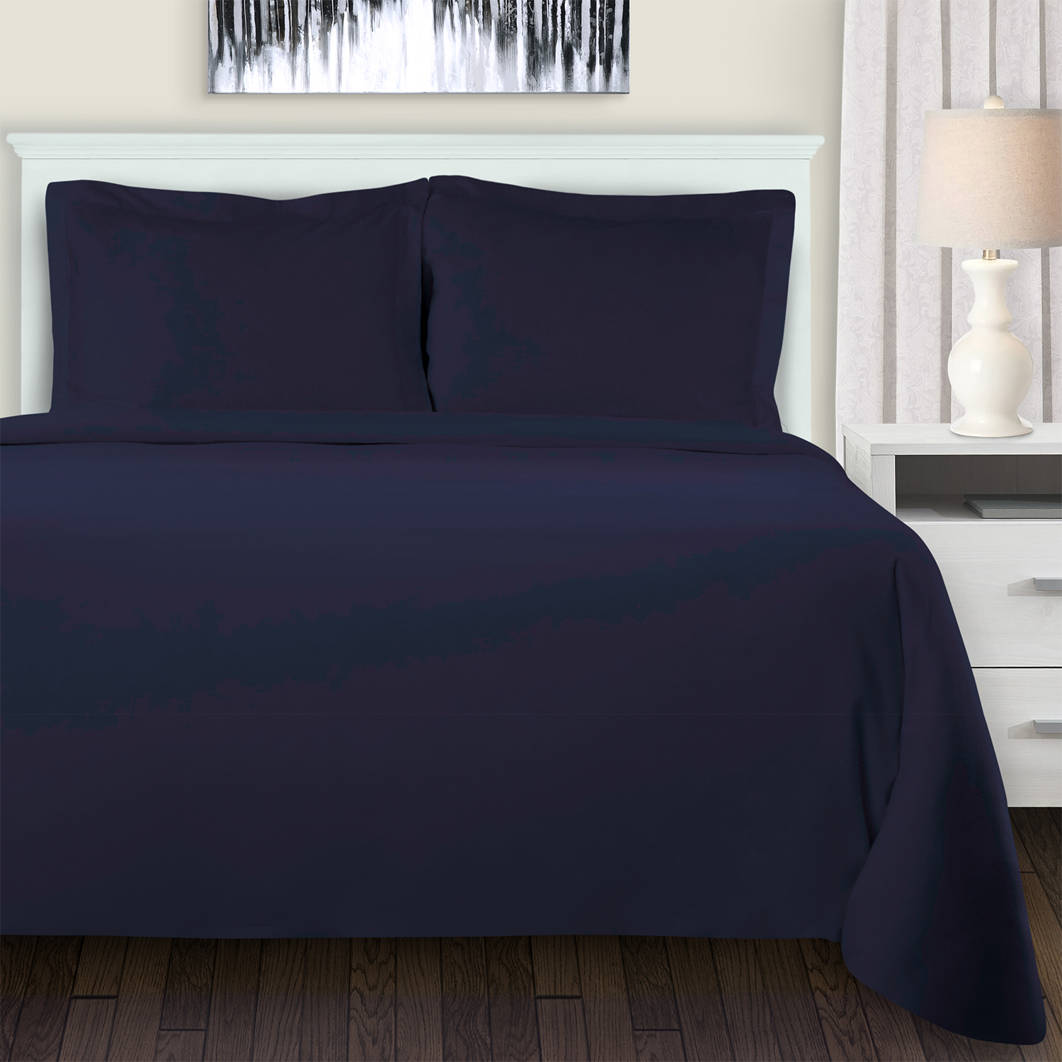 Extra Soft Reversible Duvet Cover Set