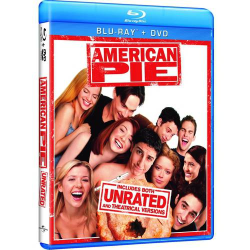 American Pie (Rated / Unrated) (Blu-ray + DVD) (Widescreen)
