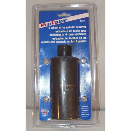 4 Wheel Drive Spindle Nut - Pro Value / Carquest 39615 4 Wheel Drive Spindle Remover
