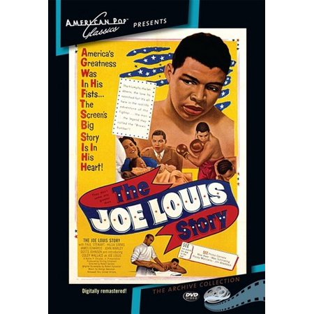 - The Joe Louis Story (DVD)