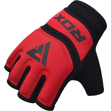 RDX Boxing Inner Gel Gloves under Hand Wraps MMA Fist knuckle Protector Muay Thai Fist Bandages Neoprene Padded Kickboxing