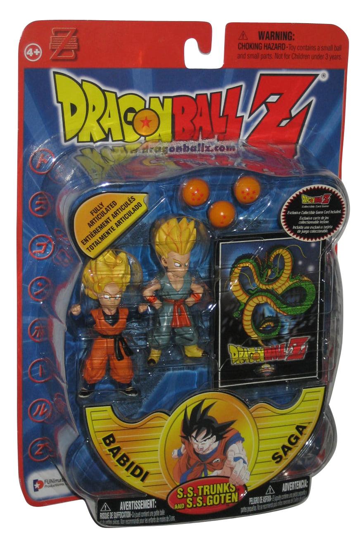 Dragon Ball Z Babidi Saga Gotenks Irwin DBZ