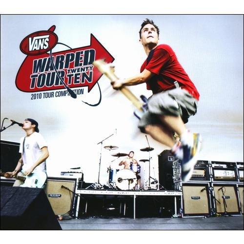 Warped Tour 2010 Compilation (2CD)