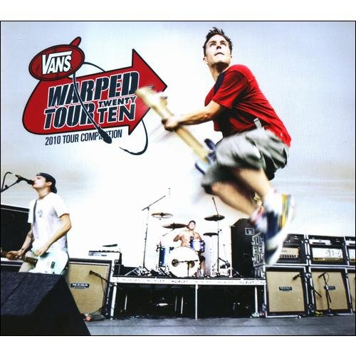 Warped Tour 2010 Compilation (2CD)