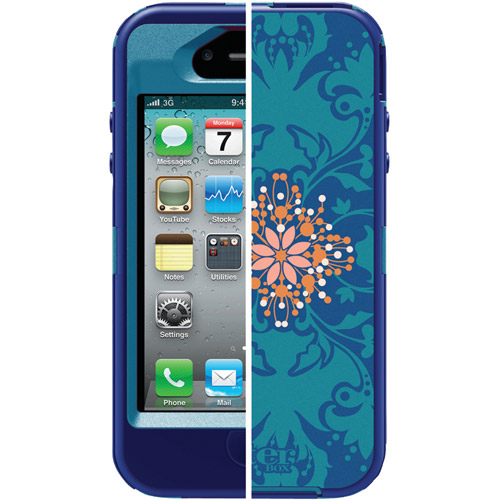 Otterbox Defender Series Case for Apple iPhone 4/4S, Sublime