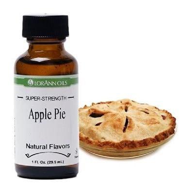Apple Pie Flavor - 1 oz - National Cake Supply