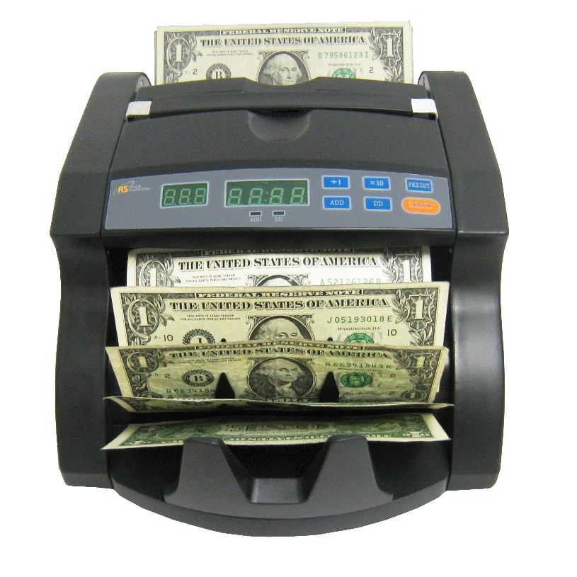 1,000 Bills Per Minute Bill Counter