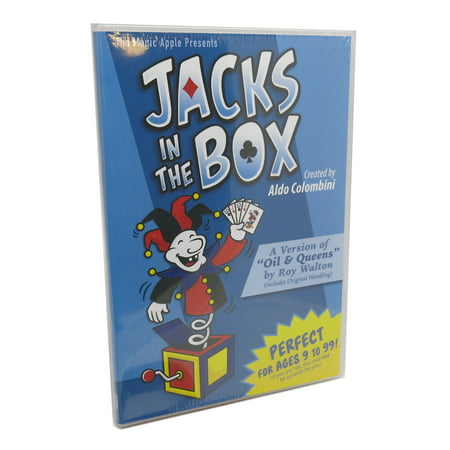 jacks in the box by aldo colombini & the magic apple ()