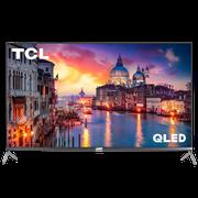 """Refurbished TCL 65"""" Class 4K Ultra HD (2160p) Dolby Vision HDR Roku Smart QLED TV (65R625-B)"""