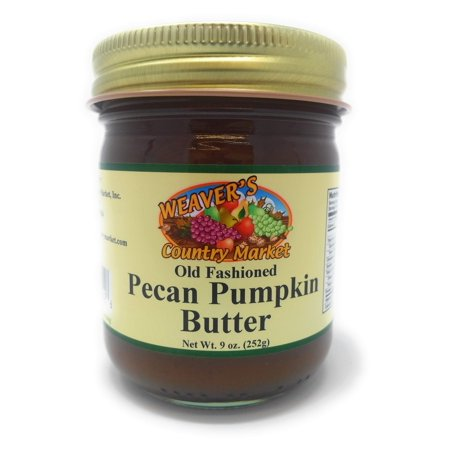 Weaver's Country Market Pecan Pumpkin (Country Crock Margarine)