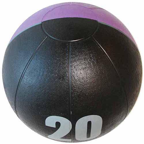 SPIN Fitness Commercial-Grade Medicine Ball, 20 lbs