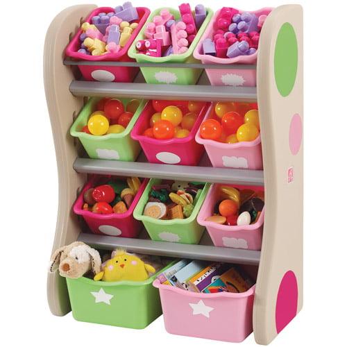 Step2 Storage Bin Organizer, Pink