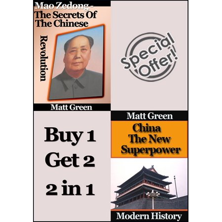 Mao Zedong: The Secrets of the Chinese Revolution and China - The New Superpower -