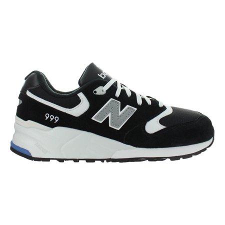 sports shoes 8cf25 31d8f Mens New Balance 999 Black White Grey ML999LUR