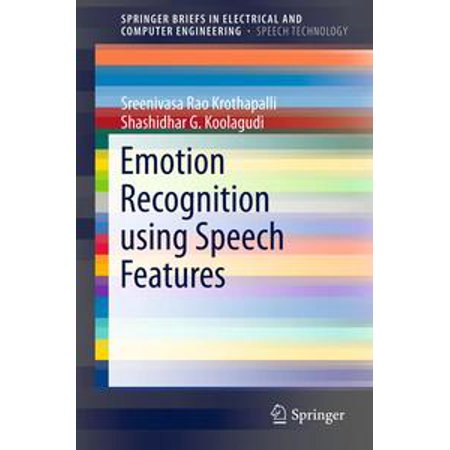 - Emotion Recognition using Speech Features - eBook