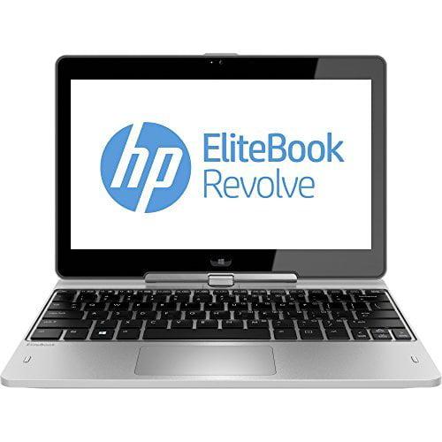 REFURBISHED - HP EliteBook Revolve E2K83US#ABA 11.6-Inch Laptop (Silver)