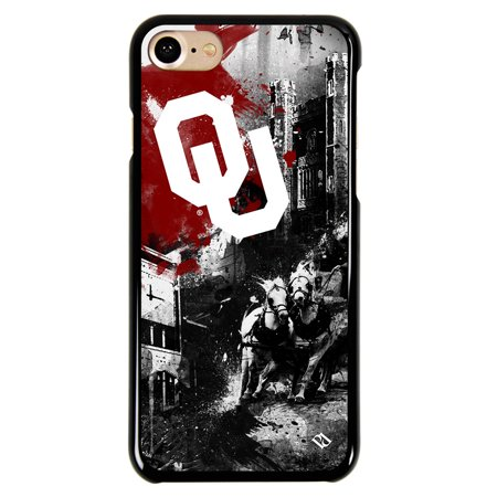 Oklahoma Sooners Paulson Designs Spirit Case for iPhone 7/8 NCAA