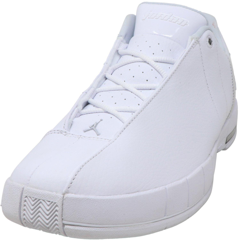 Nike - Nike Men's Jordan Te 2 Low White