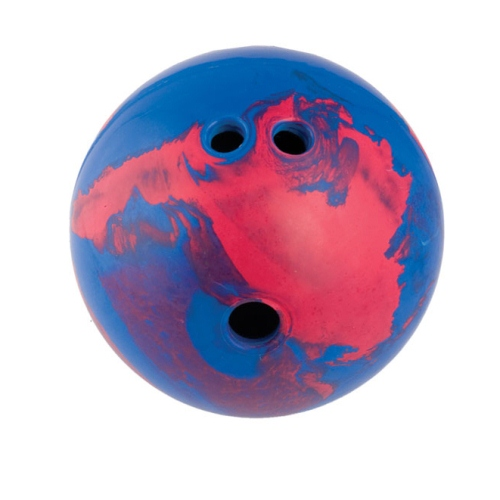 Champion Sports Rubber Bowling Ball - 5 Lbs