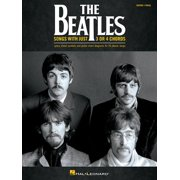 The Beatles - Songs with Just 3 or 4 Chords (Paperback)