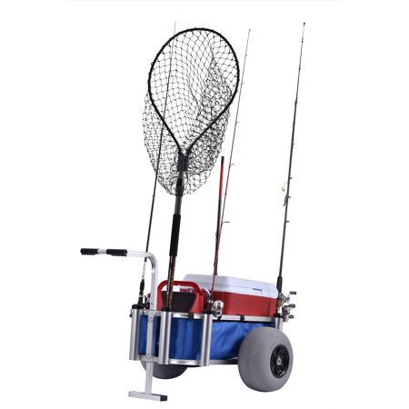 Surf Fishing Carts - Muscle Carts Fish and Marine Cart