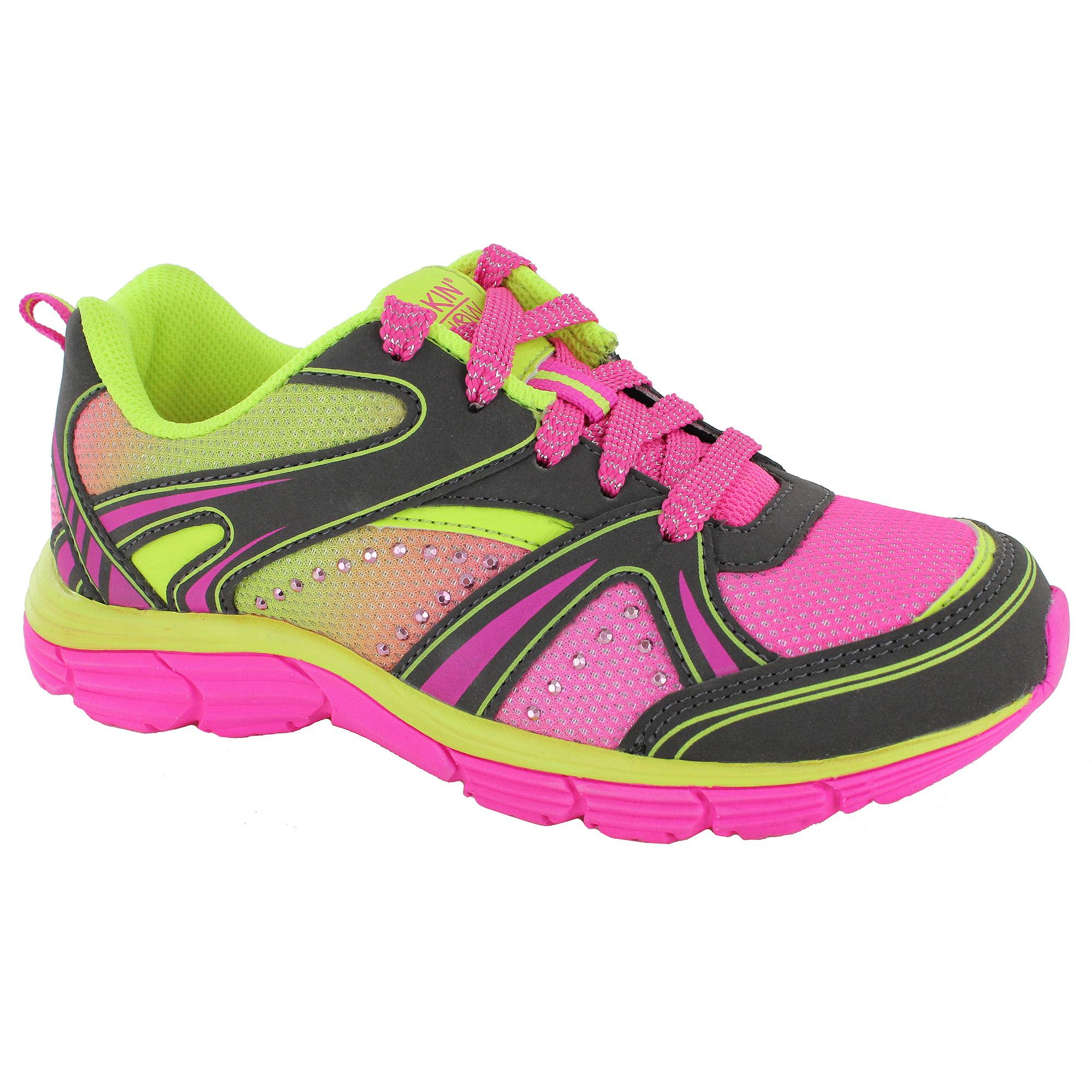 Danskin Now Girls' Athletic Running Shoe