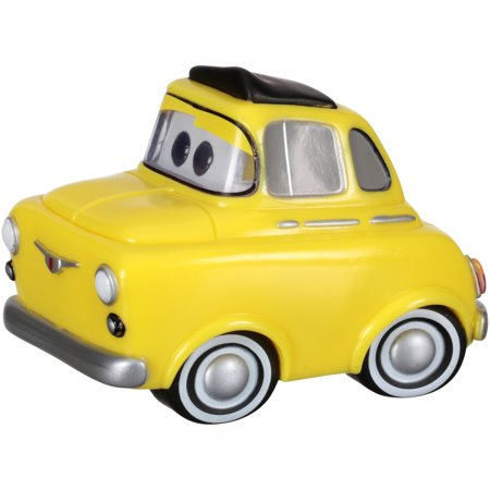 Funko Pop   Disney Pixar Cars Luigi Vinyl Figurine