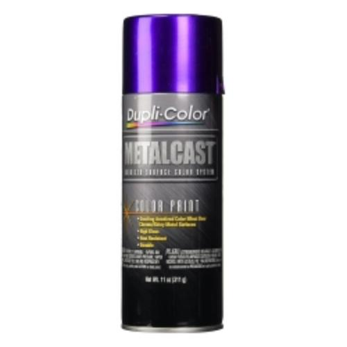 Krylon MC204 Dupli Color Metalcast Purple Anodized 11 Oz. Aerosol