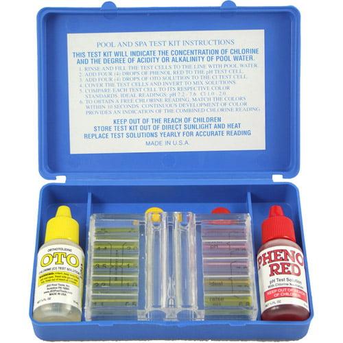 Jed Pool Tools Inc 00-481 Standard Dual Test Kit
