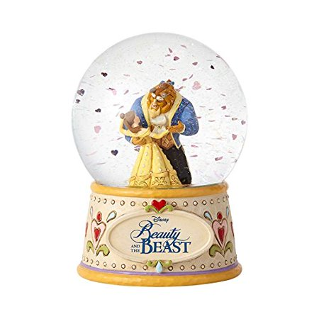 Enesco Disney Traditions Beauty & the Beast Water Globe