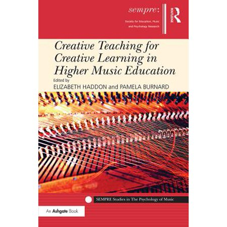 Creative Teaching for Creative Learning in Higher Music Education - eBook Creative Teaching Maps