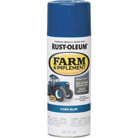 Tractor Implement Paint - Rust-Oleum Farm Equipment Tractor & Implement Spray Paint