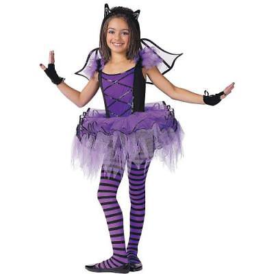 IN-MC0698LG Batarina Large Girls Halloween Costume LARGE By Fun Express - Halloween Express Jobs