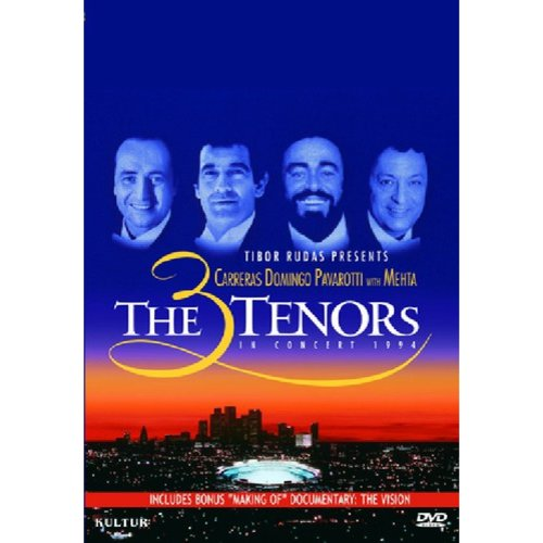The Three Tenors: In Concert