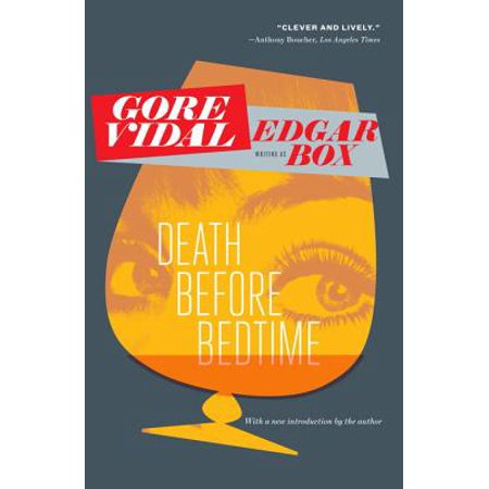 Death Before Bedtime - eBook