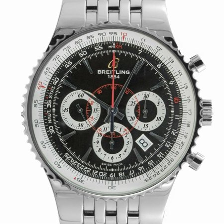 Pre-Owned Breitling Navitimer A23351 Steel Watch (Certified Authentic & Warranty)