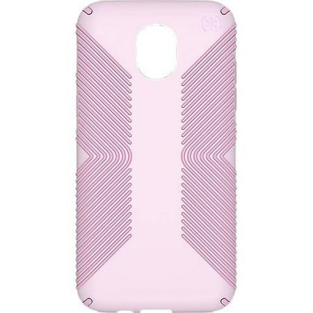 separation shoes 07226 08e08 Speck Presidio Grip Hybrid Case for Galaxy J3 (3rd Gen) & J3 V (3rd Gen) -  Pink