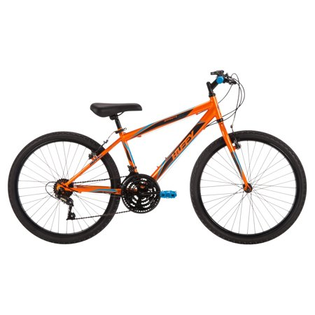 Huffy Granite 24 in. Mountain Bike - Orange