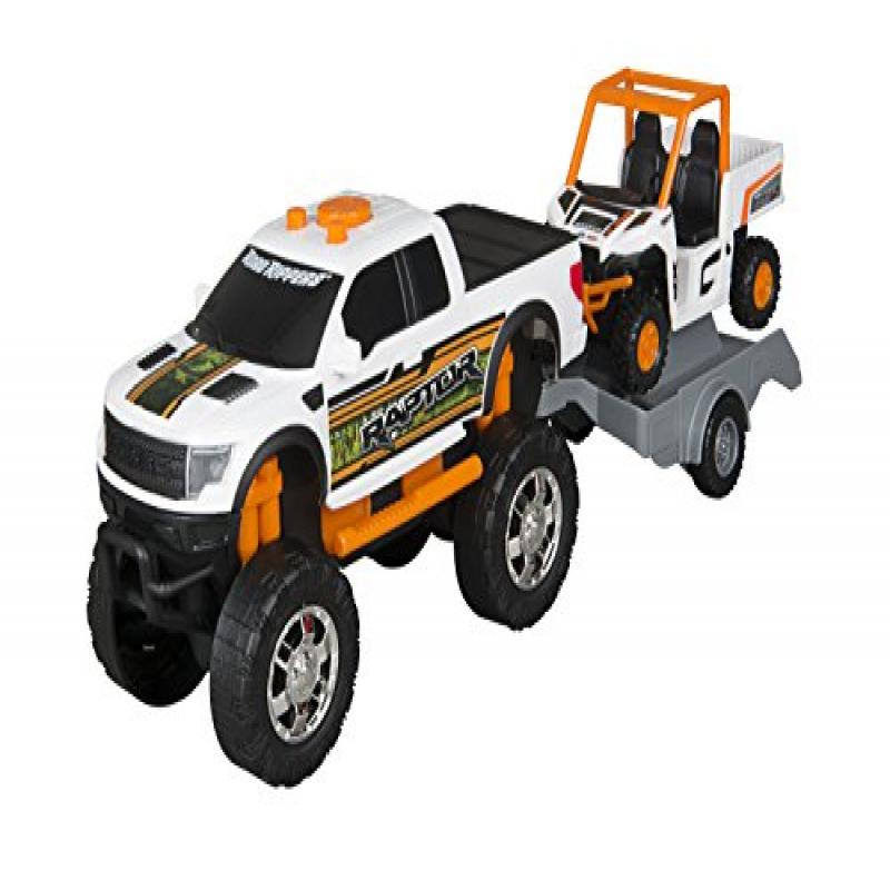 Toystate Toy State Road Rippers Light and Sound Trucks an...